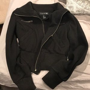 Forever 21 size small cloth jacket